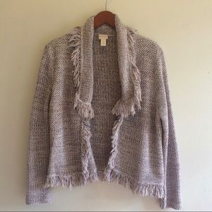 Chico's Purple Cardigan Size 2